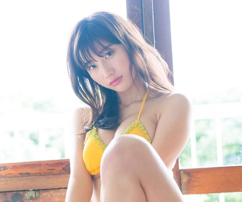 女優の小倉優香がタイ・バンコクでリアル峰不二子ボディを魅せる!!