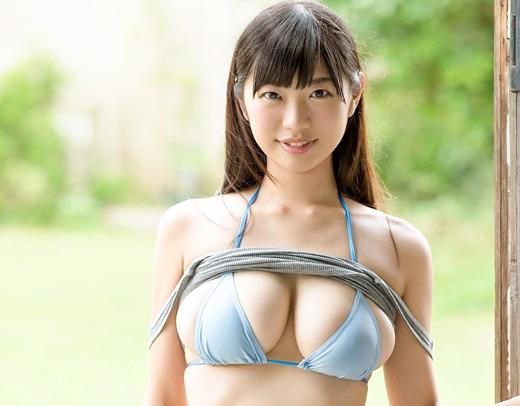 【桐谷まつり エロ画像】Hカップ爆乳のAV女優!200枚