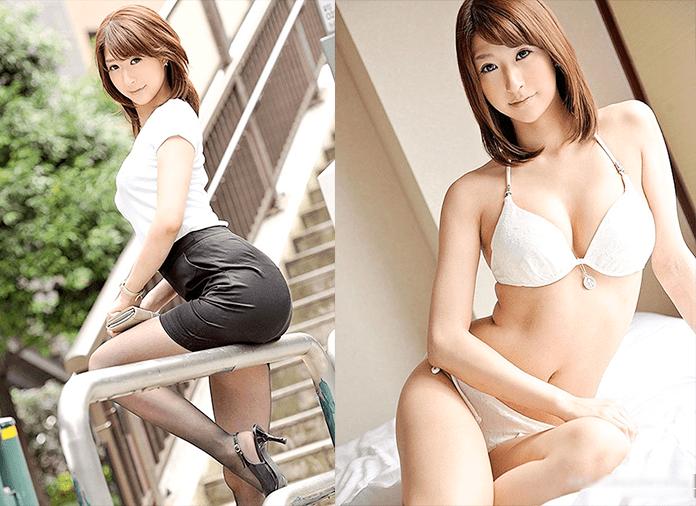 【神波多一花 エロ画像】Cカップの長身スレンダーAV女優!200枚