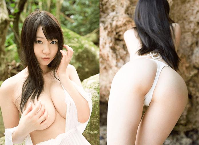 【夢乃あいか エロ画像】Hカップ美少女AV女優!200枚