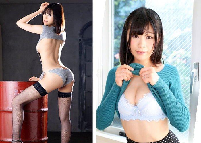 【彩葉みおり エロ画像】長身でGカップのモデル級AV女優!150枚