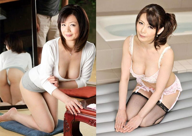 【三浦恵理子 エロ画像】Fカップの人気美熟女AV女優!200枚