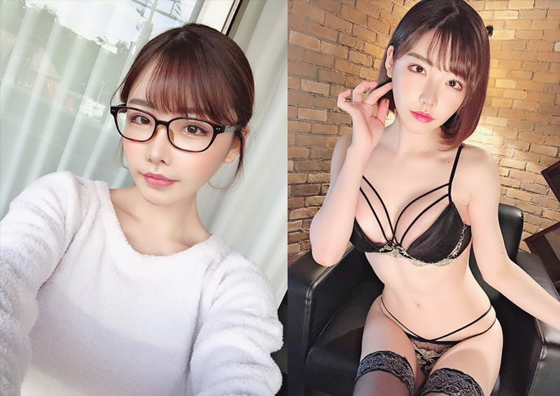 【深田えいみエロ画像】Eカップのセクシーお姉さん系AV女優!200枚
